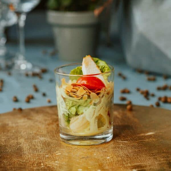 lapu salāti ar vistu